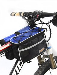 Bike Bag MultifunctionLBike Frame Bag Multifunctional Bicycle Bag 600D Ripstop / Cloth Cycle Bag Cycling/Bike 22*10