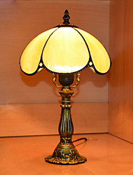20*36CM The Art That The American Creative Glass Art Antique Contracted Costly Desk Lamp Light Led