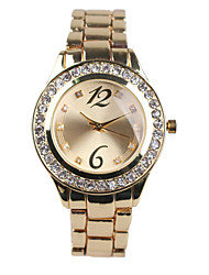 Fashion Exquisite Alloy Suit Women's Watch Cool Watches Unique Watches