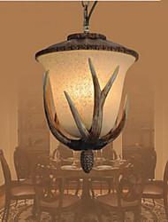 Single Head Chandelier Lamp.