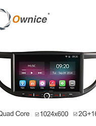 "10.2"" 1 Din In-Dash Car Multimedia For Honda CRV 2012-2014 with Quad Core Android 4.4.2 GPS 1024*600 2G Ram+16GB Flash"