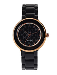 Fashion Women's Watch Black Alloy Suit Cool Watches Unique Watches