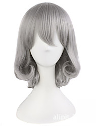 Silver Wig Female The Sword Dance Series Anime COSPLAY Wig