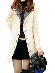 Women's Casual Long Sleeve Cardigan