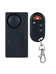 KS-SF04R Remote Control Anti-theft Alarm Door