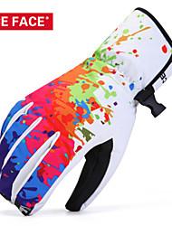 Winter Outdoor Sport Men Women Teenagers Skiing Gloves Warm Snowboard Below Zero Ski Cycling Gloves  NF1000