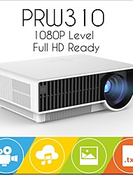 W310 1280*768 LED projector lcd 2800 Lumen Full HD home theater Beamer Proyector HDMI USB Audio in RCA VGA
