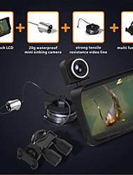 Double Camera Lenses Multifunction with Video Recorders Multifunction Video Fish Finder