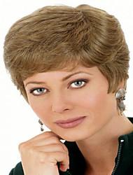 precio barato pelucas extensiones mujeres sintética dama hermoso estilo