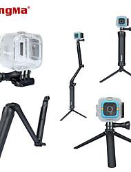 Аксессуары GoPro 3-Way Регулируемый поворотный рычаг / Монопод / Треноги / Водонепроницаемые кейсыДля-Экшн камера,Polaroid Куб