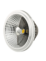 13W GU10 Spot LED MR16 2 COB 1200 lm Blanc Naturel Décorative AC 100-240 V 1 pièce