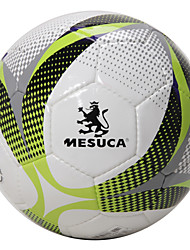 MESUCA® #4 Match Quality Hand Sewing PU Soccer Ball