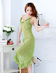 Women Chemises & Gowns / Ultra Sexy Nightwear , Polyester