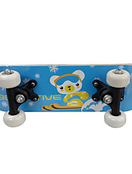 "Joerex® 17""China Maple Four Wheel Long board JSK28305"