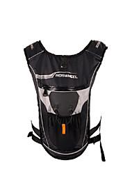 Cycling Bike Riding Hiking Running Hydration Knapsack 5L Backpack + 2L Water Bladder Bag