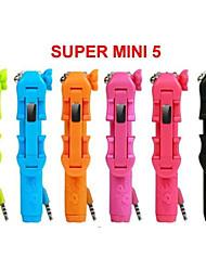 rk-mini5 selfie inalámbrica supremo regalo mini tamaño 5 pluma palillo caliente choca el mercado a la venta