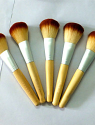 Bamboo Handle Blush Brush
