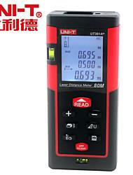 uni-t metros ut390b + distância a laser 80m