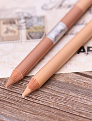 2 Concealer/Contour Dry Pencil Concealer Dark Circle Treatment Anti-Acne Freckle Anti-wrinkle Eyes Face Lips Others Natural Ivory