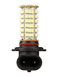 2*Car Auto HB3 9005 Fog Headlight Lamp Bulb High Power 3528SMD White 102 LED Light 12V