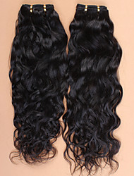Water Wave Human Hair Weaves Brazilian Texture 300 8 10 12 14 16 18 20 22 24 26 28 30 Human Hair Extensions