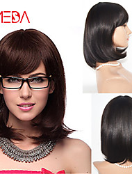 Top Quality Human Hair Wig BOB Style No Lace Wig 100% Unprocessed Human Hair Tangle Free No Shedding