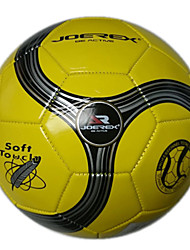 JOEREX® #4 Machine Sewing PVC Shiny Surface Soccer Ball