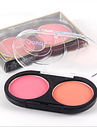 New NOVO® Natural Moisturized Makeup Powder Blush 1Pc