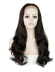 "10""-30""Glueless Full Lace Human Hair Lace Wigs Brazilian Virgin Hair Lace Front Wig Bleached Knots with Baby Hair"