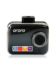 "ORDRO®Original Q505 160 Degree Wide Angle 2.0"" CMOS Car DVR IP Camera Sports DV Camera , IR Night Vision , HDMI Output"