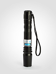 LS-830 Blue Light Power Beam Laser Pointer Flashlight (Random Color)
