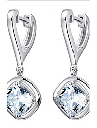 The high-end S925 Sterling Silver Earrings