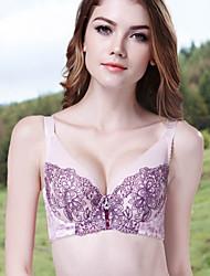 Infanta® Basique Soutiens-gorge Nylon / Elasthanne Rose - A8003