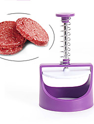 Hamburger Press for Meat Patty Mold Potato Pie Maker Plastic