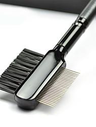 1 Eyelash Comb (Flat) Nylon Professional / Travel / Portable Wood Eye MAKE-UP FOR YOU