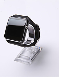 X6 Smartwatch Culti-function SIM Call Camera Waterproof Ver. 3.0 128M+64M Max 32GB TF Card(Assorted Colors)