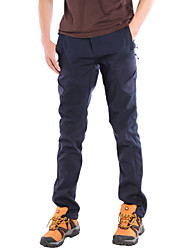 KORAMAN Men's Fall and Winter Outdoor Sports Soft Shell Pants Trousers