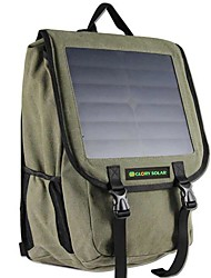 Outdoor Solar Backpack Camping Hiking Traveling Solar Power Charge Backpack