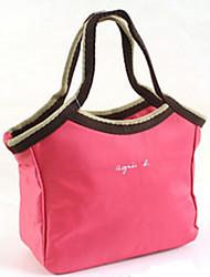 Women Nylon Shopper Tote - Pink