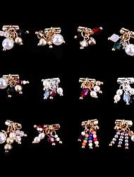 1pcs  Nail Alloy Jewelry