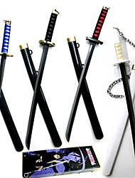Bleach - Ichigo Kurosaki - Blanc / Noir / Rouge / Bleu - Alliage