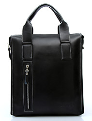 Men Cowhide Formal / Casual / Wedding / Office & Career / Professioanl UseShoulder Bag / Tote / Laptop Bag / Carry-on Bag / Boarding