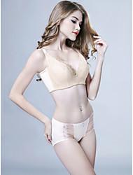 Infanta® Basic Bras Nylon / Spandex Ivory - A8030