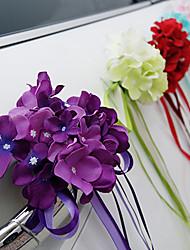 Satin Hochzeits-Dekorationen-1piece / Set Frühling Sommer Herbst Winter Nicht personalisiert