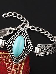 Bracelet Charmes pour Bracelets Imitation de perle / Turquoise Mariage / Soirée / Quotidien / Décontracté Bijoux Cadeau Doré,1pc