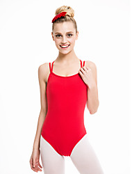 Ballet Cotton/Lycra More Colors Camisole Dance Leotards for Girls and Ladies