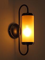 LED Lampade a candela da parete,Rustico/lodge Metallo