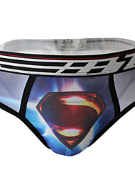 Men's Sexy Underwear Multicolor High-quality Nylon Briefs