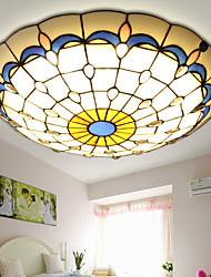 5w Tradizionale/Classico / Tiffany LED Altro Metallo Montaggio del flusso Camera da letto / Camera dei bambini