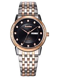 bestdon homens de quartzo japonês relógio 30m impermeável calendário diamante relógio de cristal de safira de aço 41 milímetros